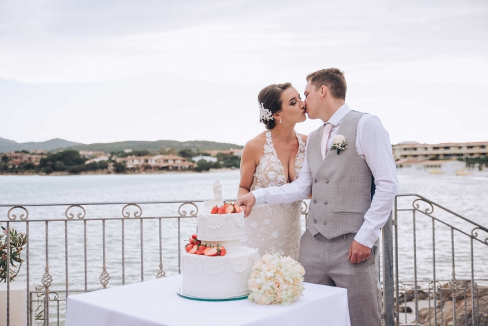 Sardinia Wedding Costa Smeralda Photographer